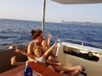 Navegando con la abuela